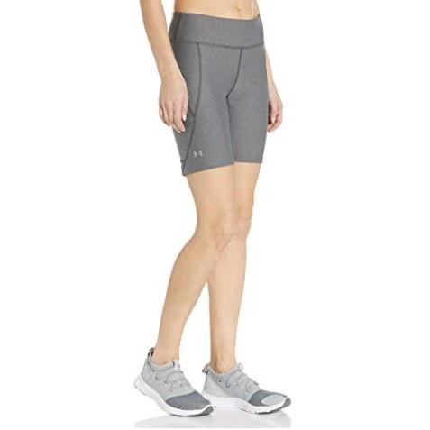 Under Armour Women's HeatGear Armour Bike Shorts Now .93 (Was .00)
