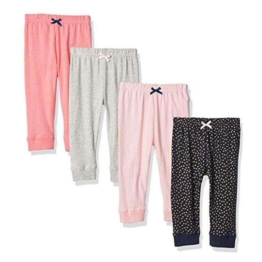 Luvable Friends Unisex Baby Cotton Pants Now .46 (Was .99)