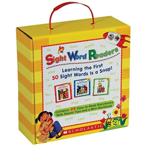 Sight Word Readers Parent Pack Now .22 (Was .99)