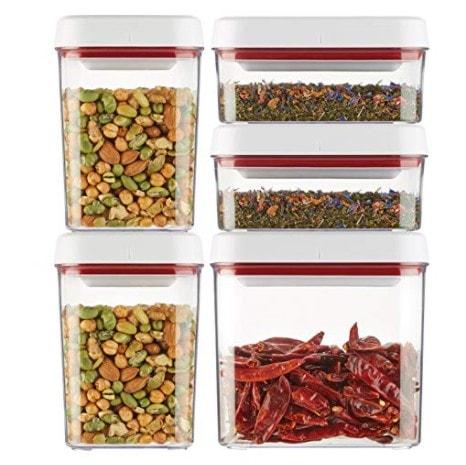 ZYLISS Twist and Seal 5 Piece Dry Storage Set Now .60 (Was .99)