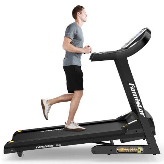 Famistar 3.5HP Electric Folding Treadmill $599 Shipped (Was $1299)