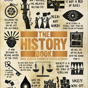 The History Book: Big Ideas Simply Explained Now .99 (Was .99)
