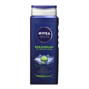 Nivea For Men 3-in-1 Body Wash - 16.9 oz Now .80 (Was .99)