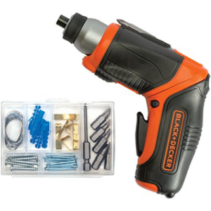 BLACK+DECKER 4V MAX Cordless Screwdriver Now .77 (Was .56)