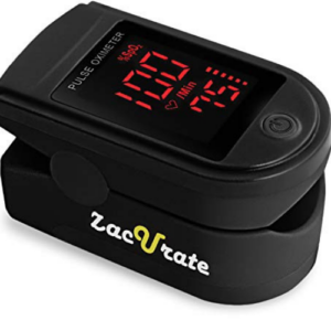 Zacurate Pro Series 500DL Fingertip Pulse Oximeter Now .60 (Was .99)
