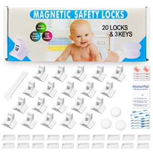 Eco-Baby Cabinet Locks for Babies Now .04 (Was .99)