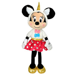 Minnie Disney Junior Mouse Unicorn 16-Inch Plush Now .12 (Was .99)