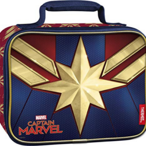 Thermos Soft Lunch Kit, Captain Marvel Now .64 (Was .99)