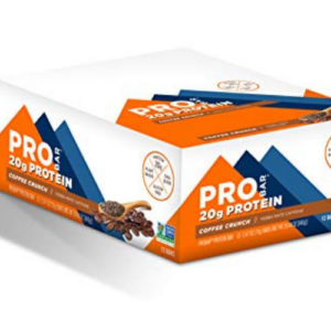 Probar, Bar Base Protein Coffee Crunch, 2.47 Ounce (Pack of 12) Now .54 (Was .75)