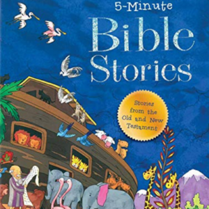 5 Minute Bible Stories Now .49 (Was .99)