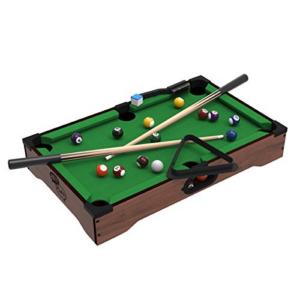Mini Tabletop Pool Set- Billiards Game Now .86 (Was .99)