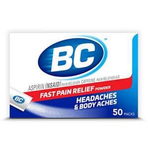 BC Powder 50 Count Now .69 (Was .99)