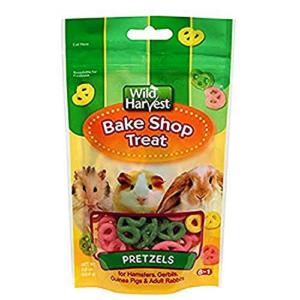 Wild Harvest Bake Shop Pretzel Treats For Small Animals, 2 Oz Now .14 (Was .99)