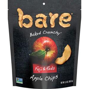Bare Natural Chips Multi Serve Bag 3.4 Oz Pack of 6 Now .26 (Was .99)