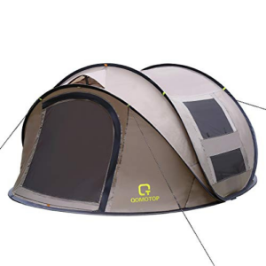 4 Person Pop up Tent, 9.5'X7'X50 Now 1.99 (Was 9.99)