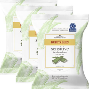 Burt's Bees Cleansing Towelettes 30 Count (Pack of 3) Now .87 (Was .97)
