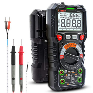 KAIWEETS Digital Multimeter TRMS 6000 Counts Ohmmeter Now .74 (Was .99)