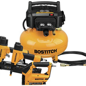 Bostitch Air Compressor Combo Kit, 3-Tool (BTFP3KIT) Now 0.18 (Was 7.27)