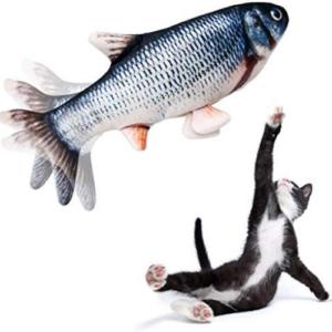 Beewarm Flippity Fish Cat Toy Now .99  (Was .99)