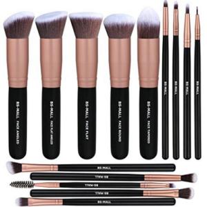 Makeup Brushes 14 Pcs Brush Set, Rose Golden, 1 Count Now .79 (Was .99)