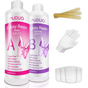 Epoxy-Resin-Crystal-Clear-Kit 16 OZ Now .34 (Was .99)