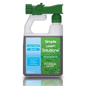 Advanced Lawn Food Quality Liquid Fertilizer 32 Ounce Now .00 (Was .99)