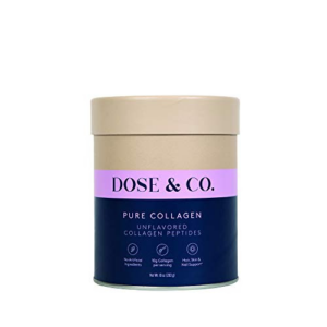 Dose & Co Pure Collagen Powder Unflavored 10oz Now .93 (Was .99)