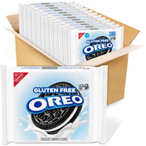 Oreo Gluten Free Sandwich Cookies 12 Count Now .03 (Was .04)