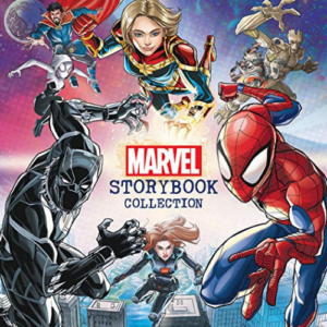 Marvel Storybook Collection Now .95 (Was .99)