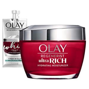 Olay Regenerist Ultra Rich Face Moisturizer Now .60 (Was .99)
