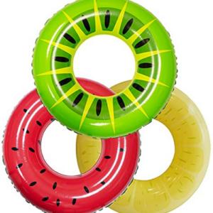 JOYIN Inflatable Swim Tube Raft (3 pack) Now .95 (Was .95)