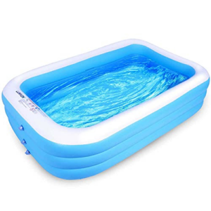 Lunvon Inflatable Swimming Pool, 120