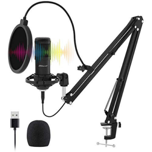 USB Streaming Microphone Kit Now .99 (Was .99)