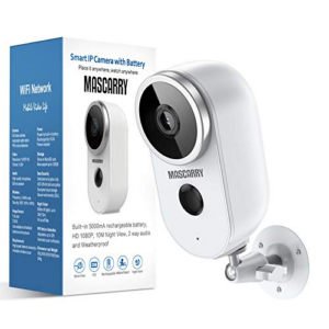 Wireless Outdoor Security Camera 1080P Now .64 (Was .99)