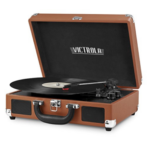 Victrola Vintage 3-Speed Record Player Now .65 (Was .99)