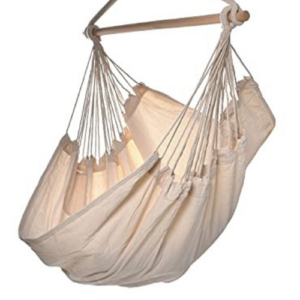 Project One Hanging Rope Hammock Chair Now .99 (Was .99)