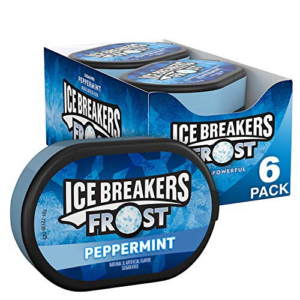 ICE BREAKERS FROST Breath Mints (6 Count) Now .66  (Was .50)