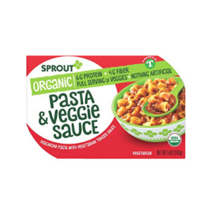 Sprout Organic Toddler Meals 5 Oz Bowl (1 Count) Now .40 (Was .14)