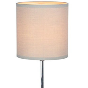 Simple Designs Home Chrome Mini Basic Table Lamp Now .03 (Was .99)