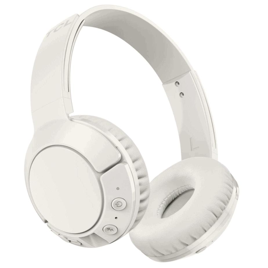 TCL On-Ear Wireless Bluetooth Headphones w/Built-in Mic Now .99