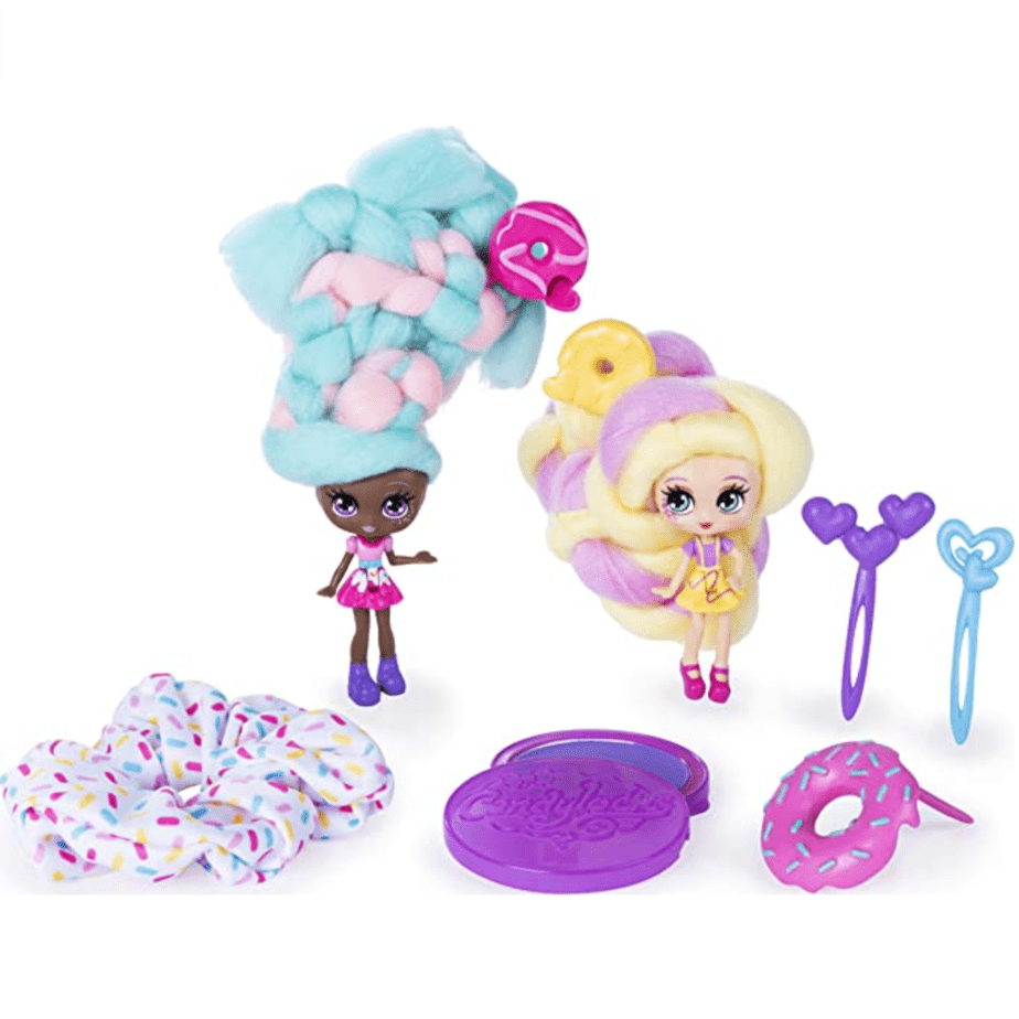 Candylocks BFF 2-Pack Jilly Jelly & Donna Nut Now .33 (Was .99)