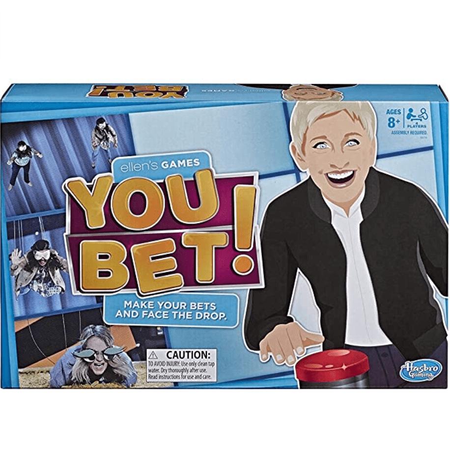 Ellen's Games You Bet Game Now .82 (Was .99)