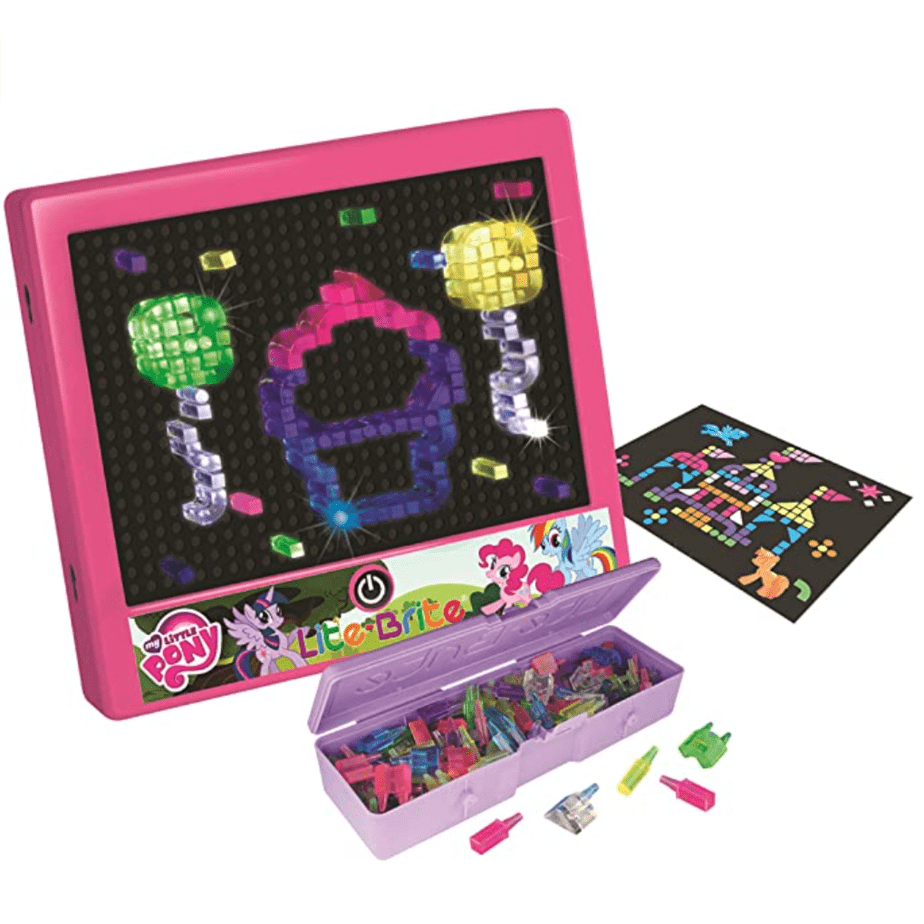 My Little Pony Lite-Brite Magic Screen Toy Now .99