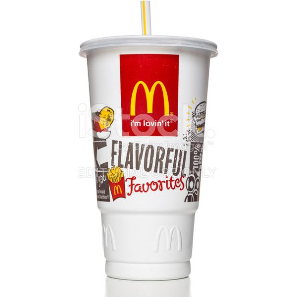 Free Soft Drink at McDonald's Today