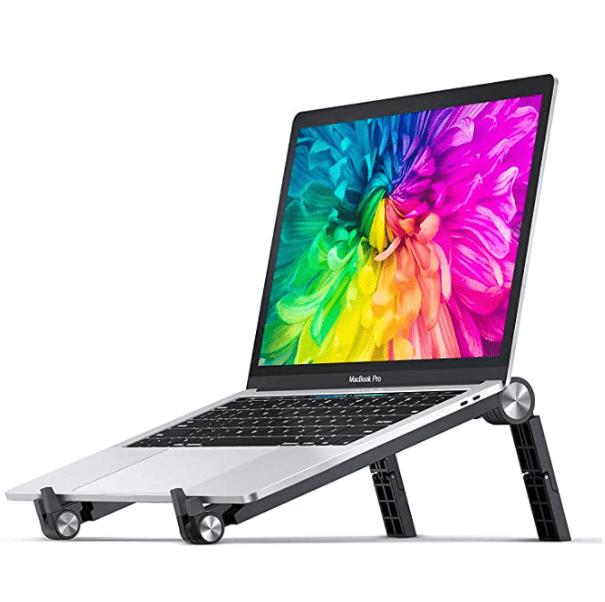 DesertWest Lightweight Adjustable Ergonomic MacBook / Laptop Stand ONLY .40