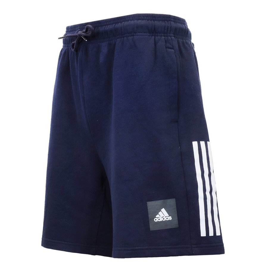 2 Pair of adidas Men's Fleece Shorts Only  w/ Free Shipping