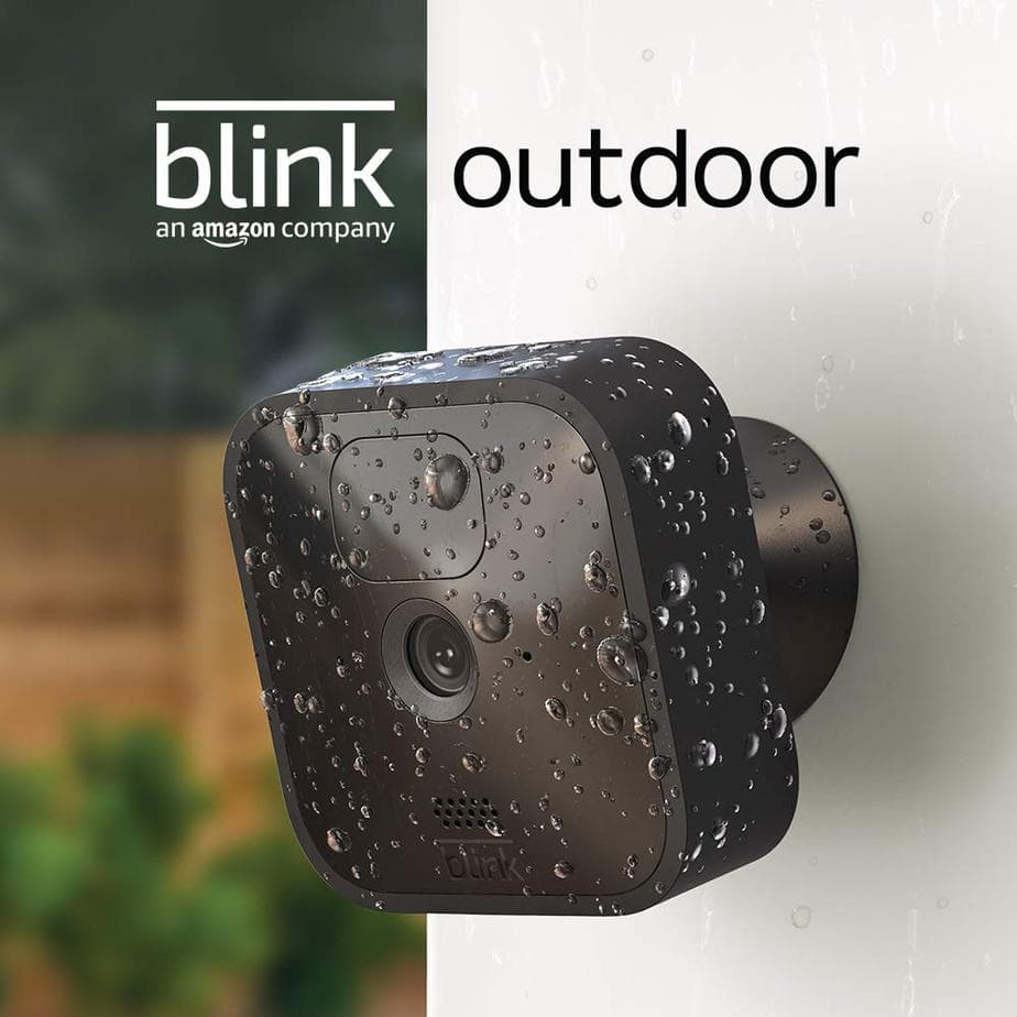 3 Pack of Blink Outdoor Wireless Camera Kit Now 9.99 (Was 9.99)