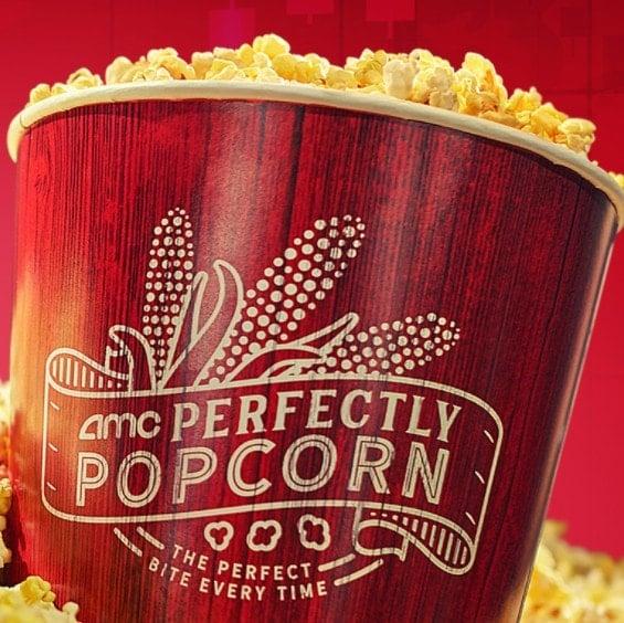 AMC: Free Popcorn for AMC Stockholders