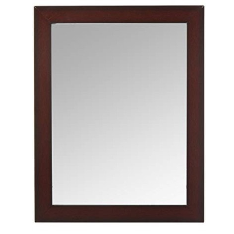 Home Basics Contemporary Rectangle Wall Mirror Now .49 (Was .20)