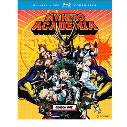 Up to 63% Off Anime Titles from Funimation **Today Only**